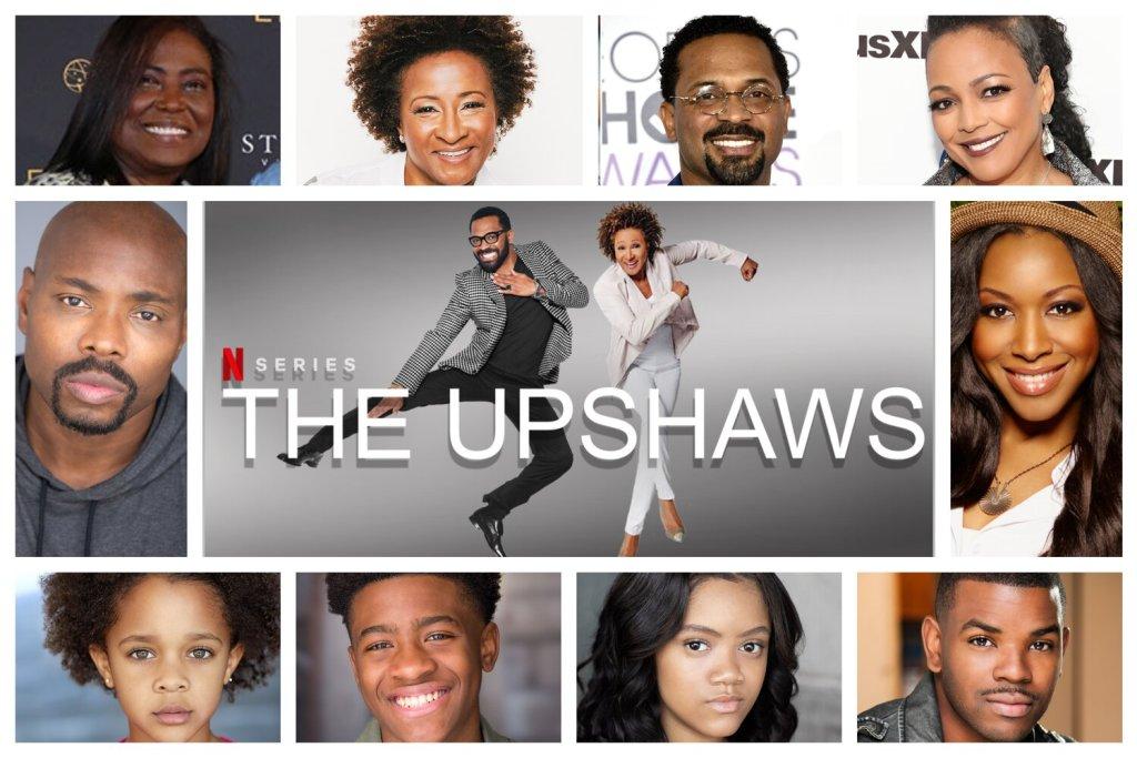 Upshaws Cast