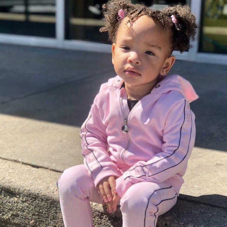 Tiny Harris Daughter Heiress Harris Has Her Own