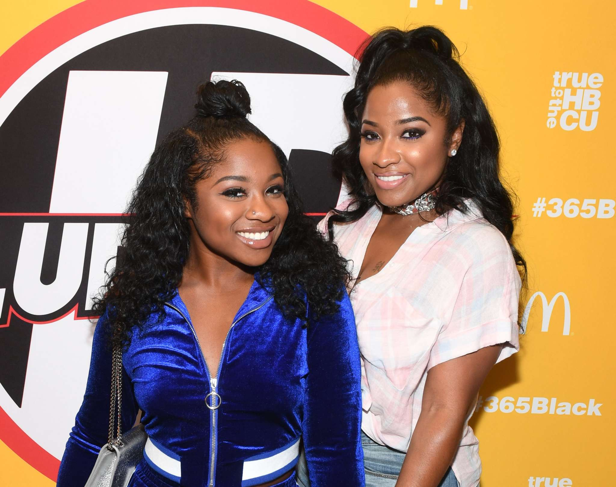 Toya Johnson Publicly Flaunts The Love For Her Daughters