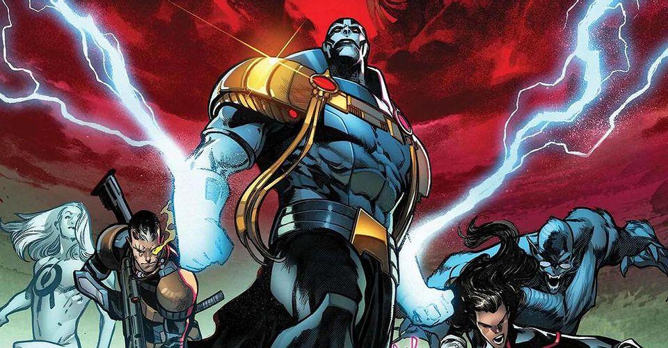 X-Men: Swords Powerful Mutant Recruit in X-Men